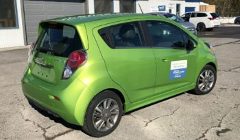 Chevrolet Spark EV 1LT 2016 – 400v – Verte plein