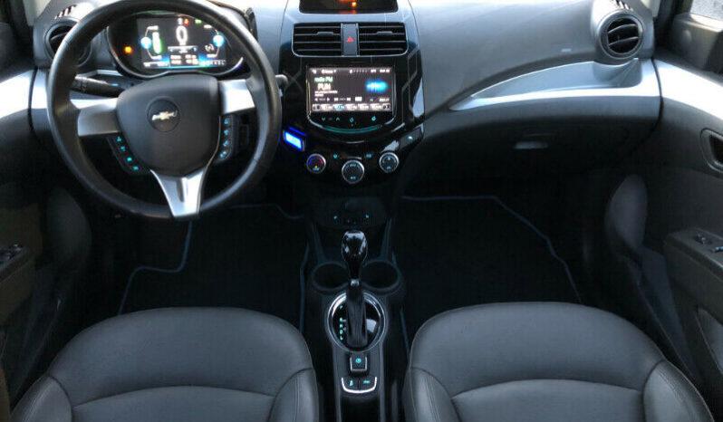 Chevrolet Spark EV 2LT 2016 – 400v – Verte plein