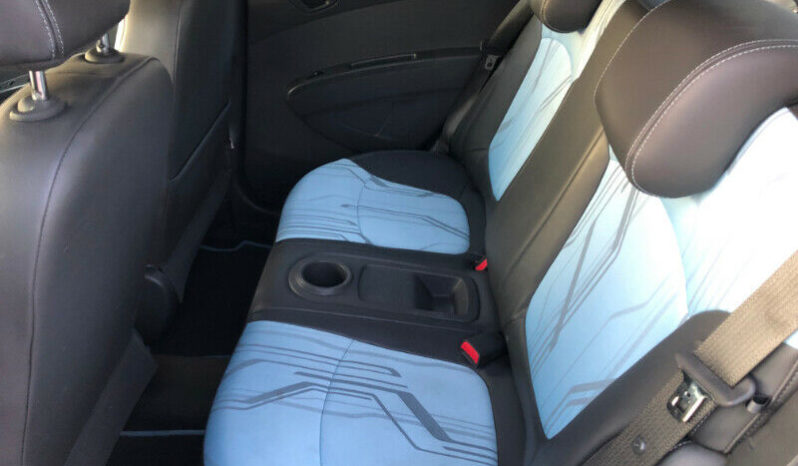 Chevrolet Spark EV 1LT 2016 – 400v – Bleu plein