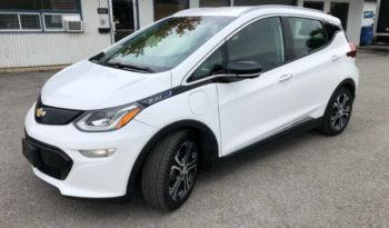 Chevrolet Bolt EV Premier 2017 – 400v – Blanche plein