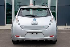 Nissan Leaf SV 2014 – 107k – Thermopompe plein